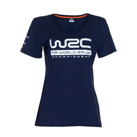 WRC Navy Sponsor Ladies T-Shirt