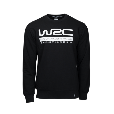 WRC Big Logo Sweat - Black