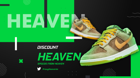 Nike Dunk Low Dusty Olive ProxyHeaven Datacenter ISP Residential Proxies