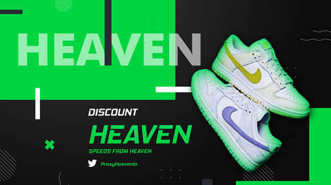 Nike Dunk Low Purple Pulse & Yellow Strike ProxyHeaven Proxies Datacenter Residential ISP IP