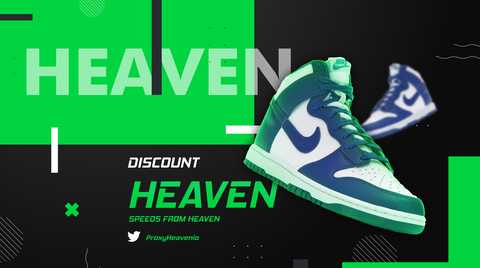 Nike Dunk High Game Royal ProxyHeaven Proxies Datacenter Residential