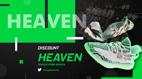 Yeezy Day ProxyHeaven Datacenter Residential Proxies ISP