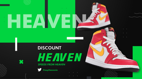 Air Jordan 1 Light Fusin Red ProxyHeaven Datcenter Proxies Residential Proxies