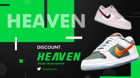 Nike Dunk Low 'Pink Foam' (GS) Nike Dunk Low 'NY vs NY' ProxyHeaven Datacenter Residential Proxies ISP