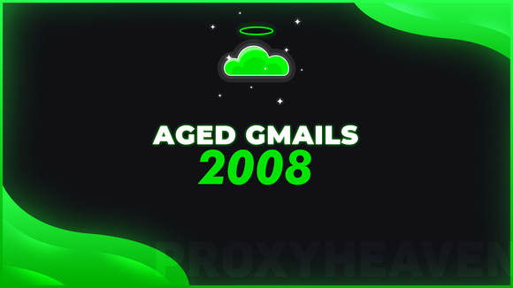 2008 AGED GMAILS