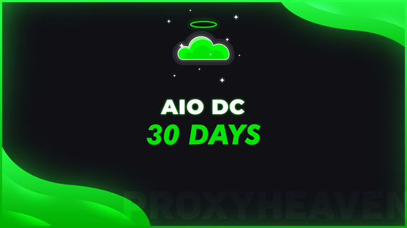 AIO DATACENTER VA | 30 DAYS