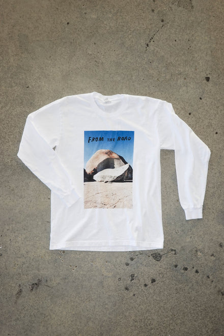 Ami Sioux Long Sleeve Trash Tee