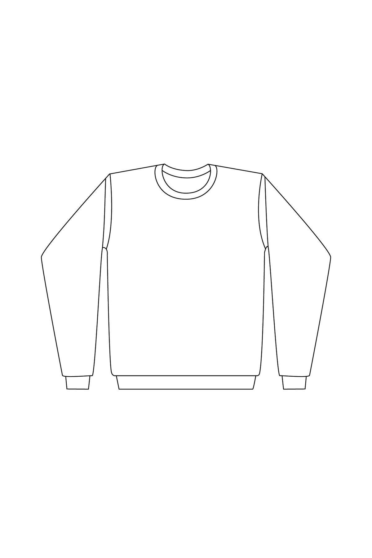 Cotton Fleece Sweatshirt