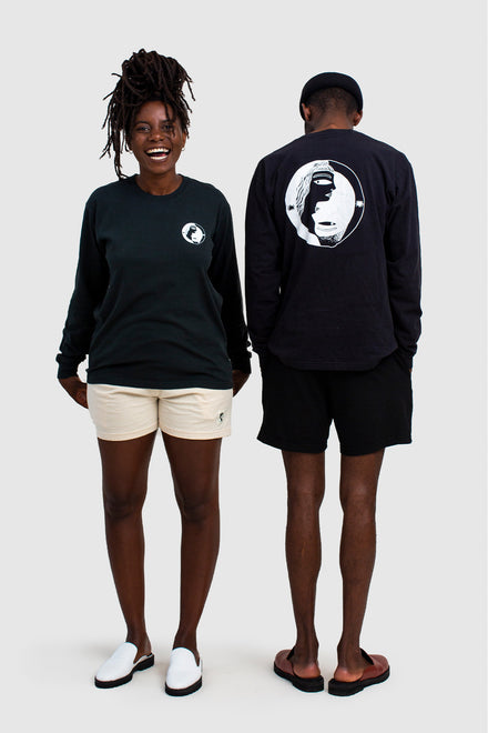 Essence & Jihaari's Long Sleeve