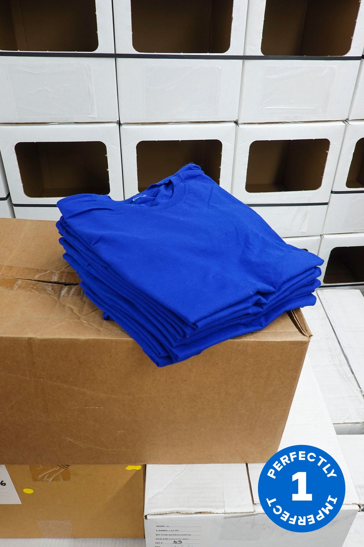 Washed Tees L x 5
