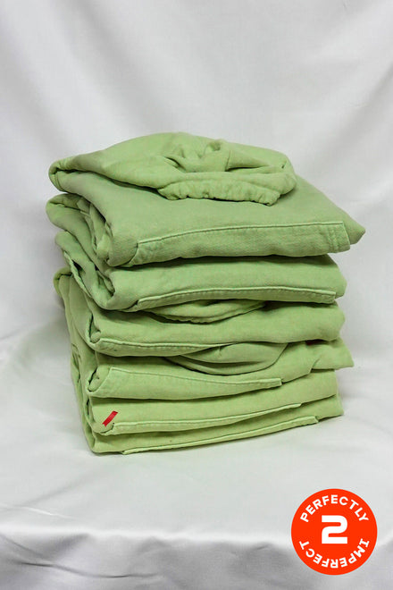 Cotton Fleece Hoodie x 6
