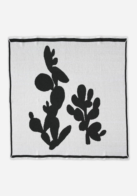 LA Original Two Cacti Blanket