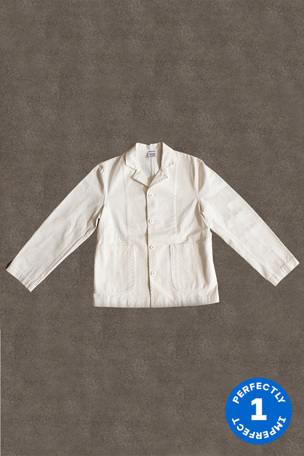 Shaman White Top Down Jacket S