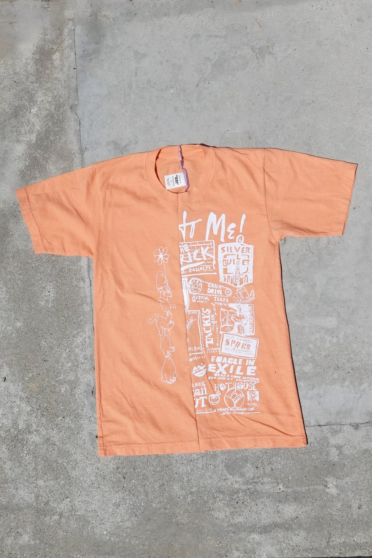 Mashup Trash Tee S