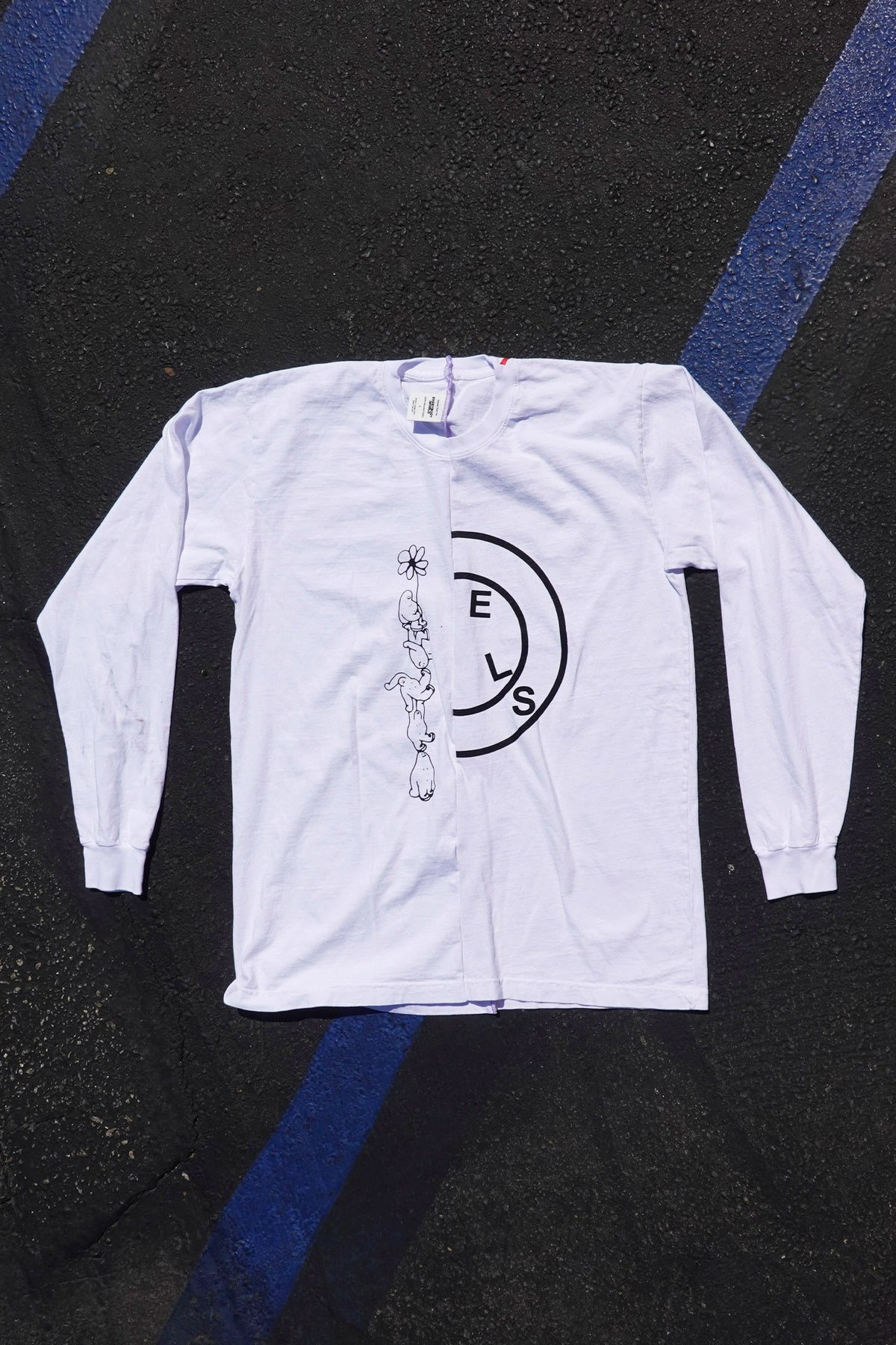 Mashup Trash Tee L