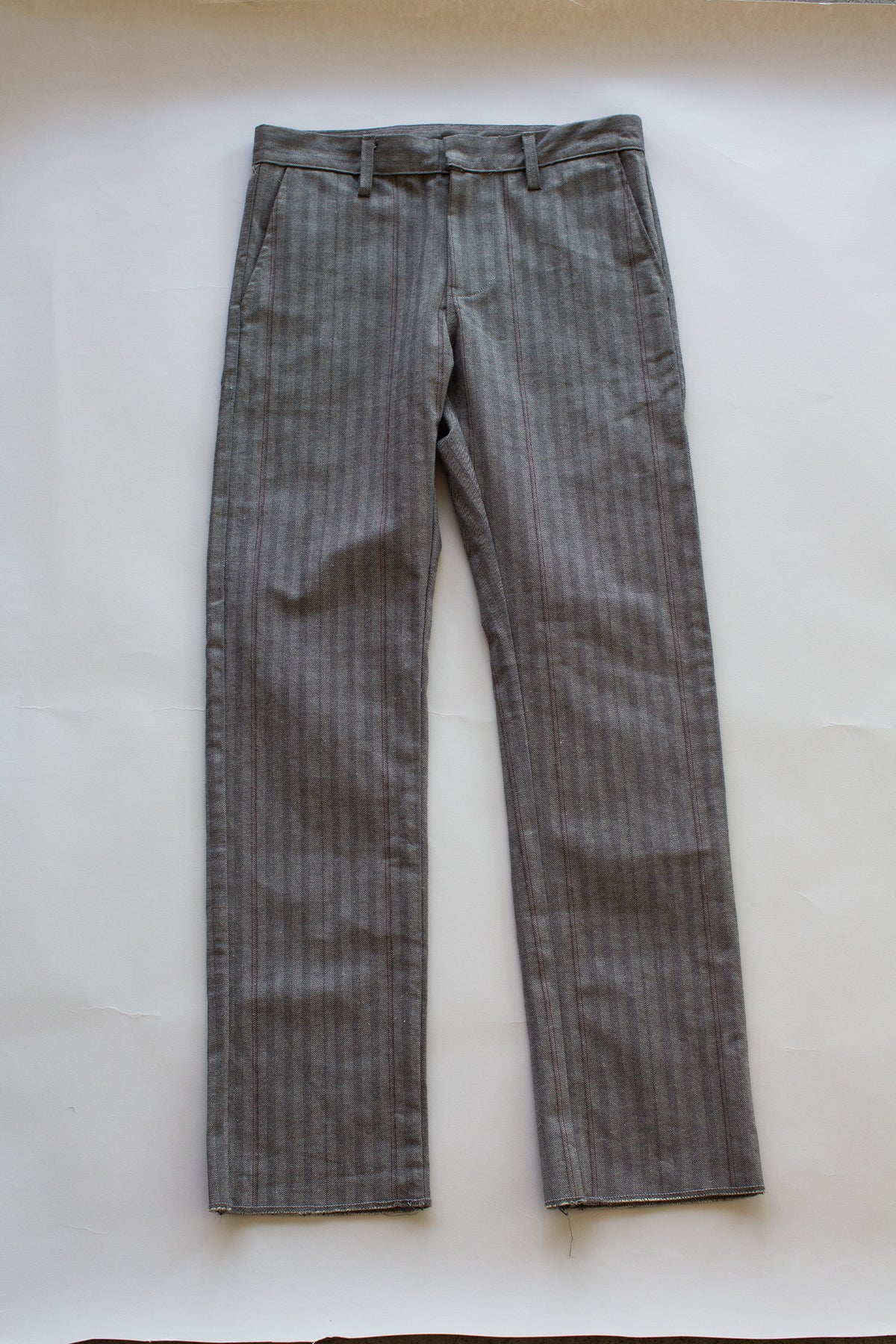 Grandfather. Trouser Sample