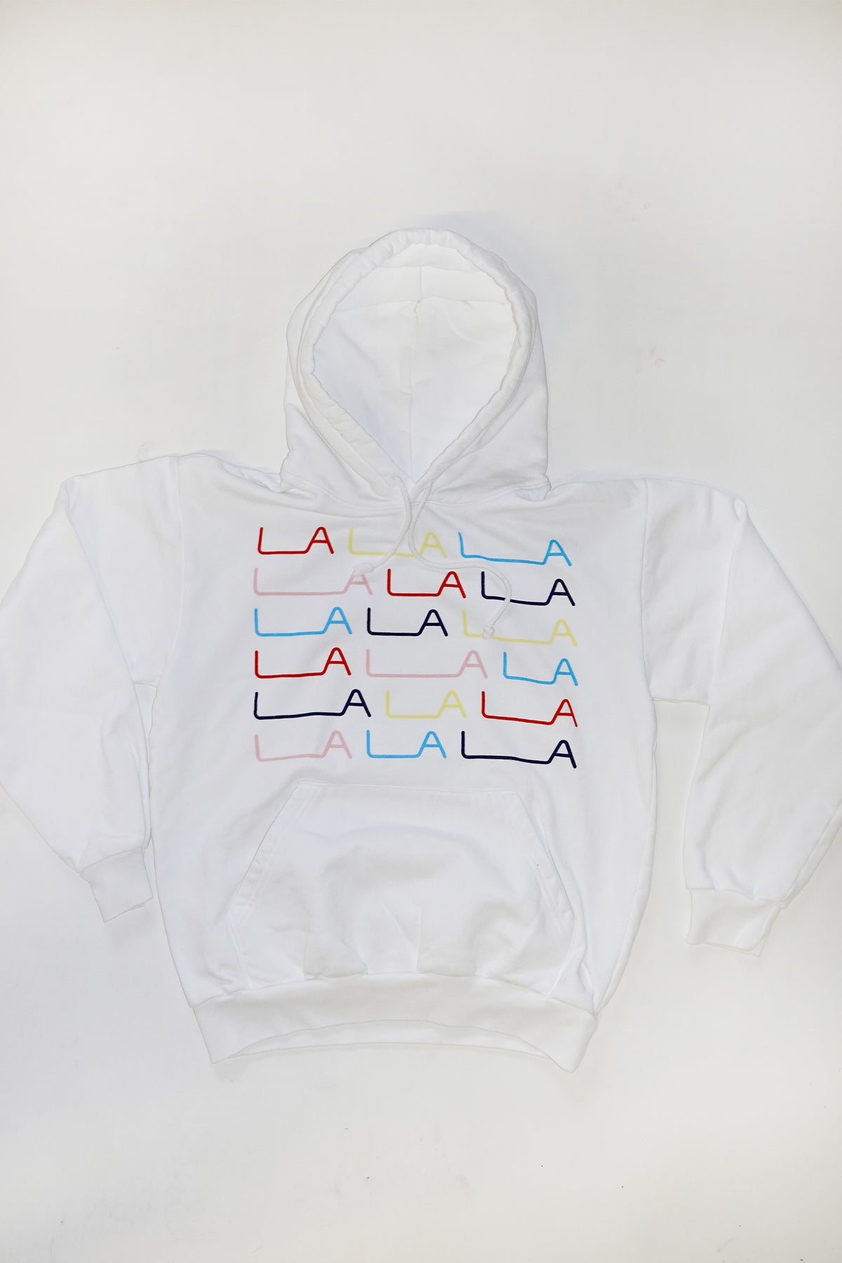 LA All Over Hoodie
