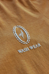 WASH WEAR Long Sleeve Trash Tee