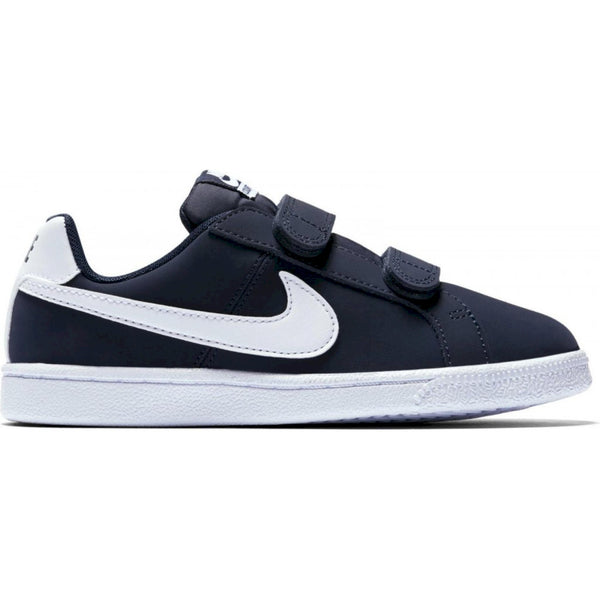 Boys' nike court royale (ps) pre-school shoe