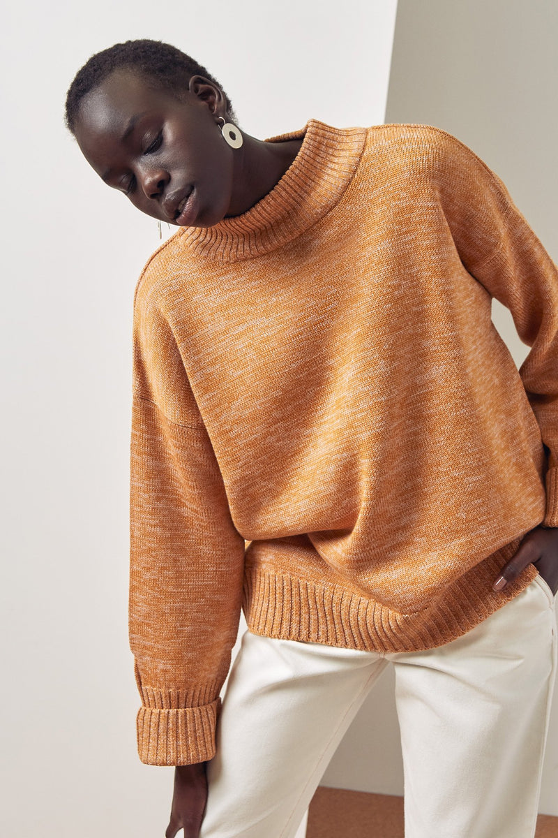 Merino Horizon Jumper