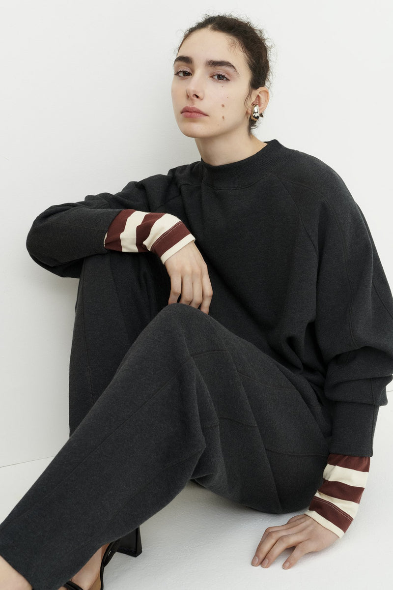 Linear Sweatshirt