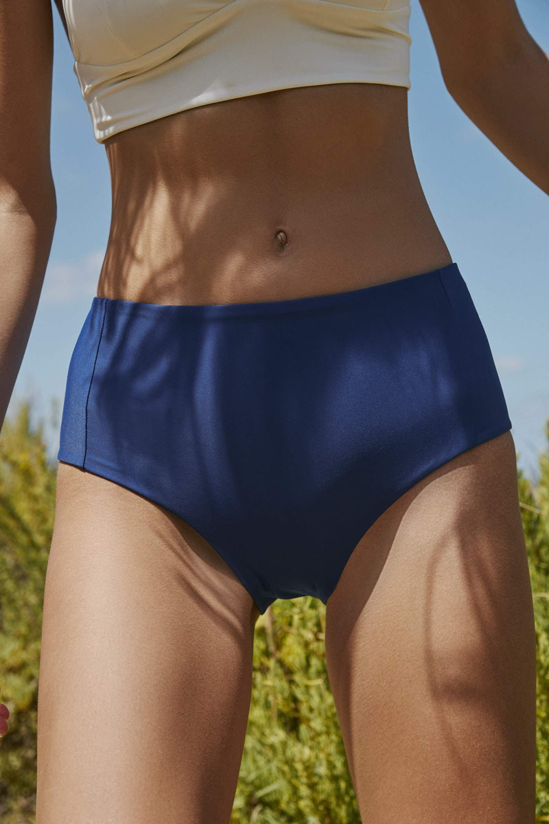 Lines High Waist Brief