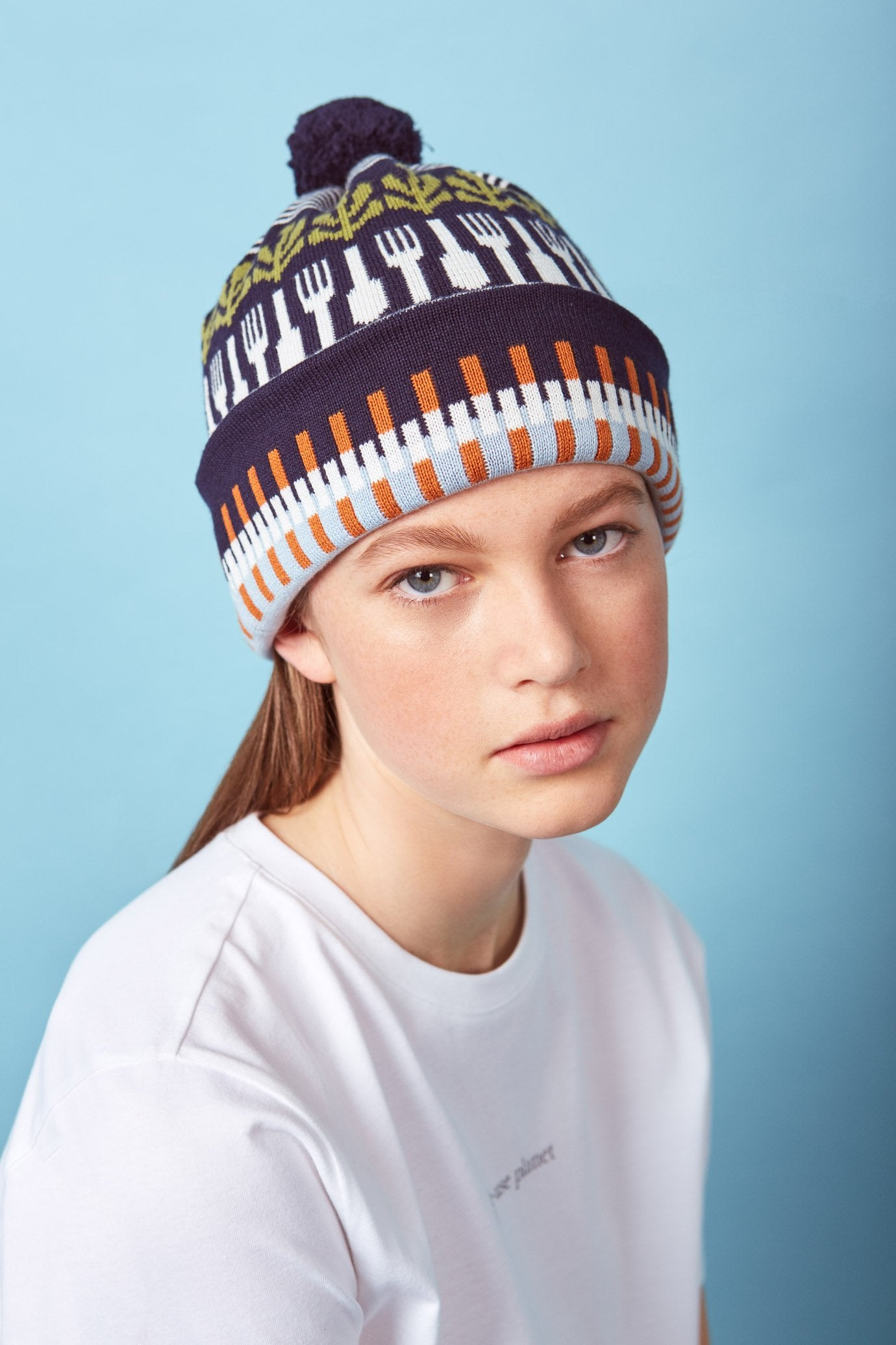 Single-Use Planet Beanie