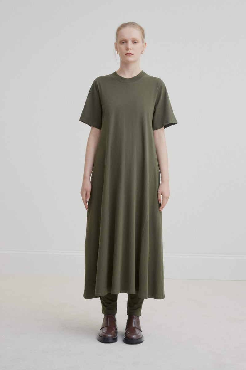 Tee Shirt Swing Dress