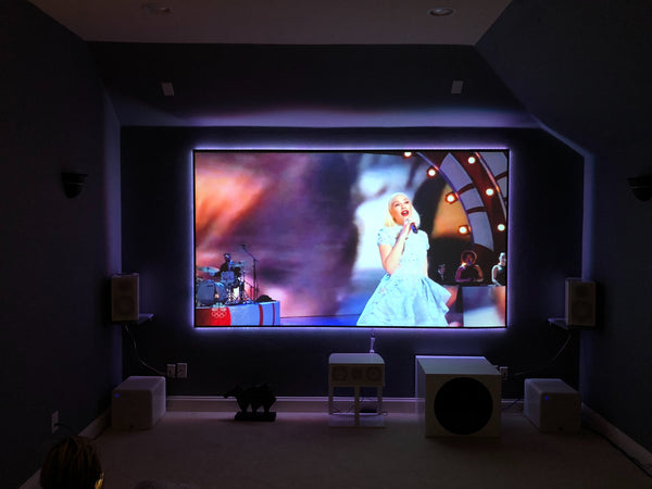 Build a Great Home Theater for a Low Cost!