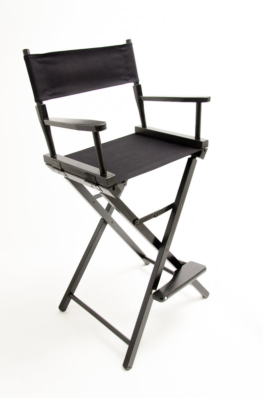 "Personalized Directors Chair 30"" Contemporary"