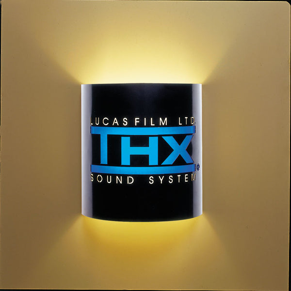 THX Wall Sconce Black or Silver