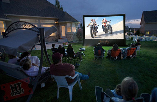 Backyard Theater System 20-ft