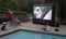 Backyard Theater System 9-ft