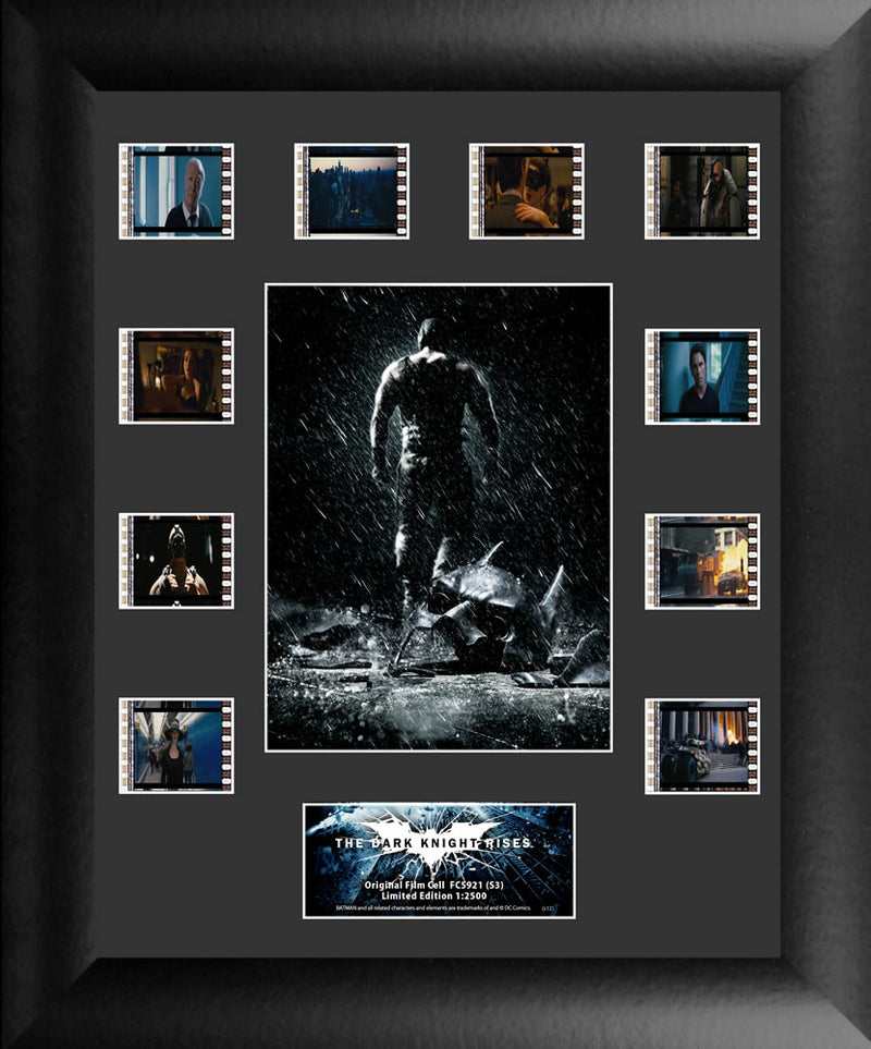 Batman The Dark Knight Rises Film Cell - Mini Montage S3