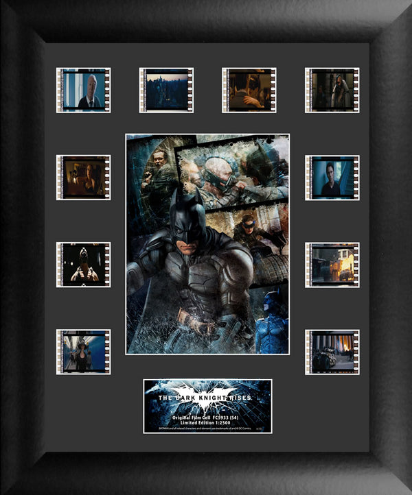 Batman The Dark Knight Rises Film Cell - Mini Montage S4
