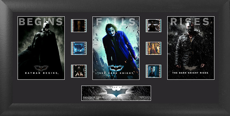 Batman Film Cell - The Dark Knight Trilogy S2