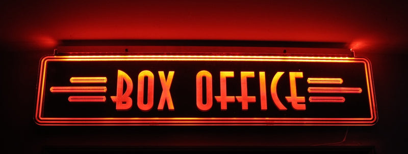 Box Office Sign LED N