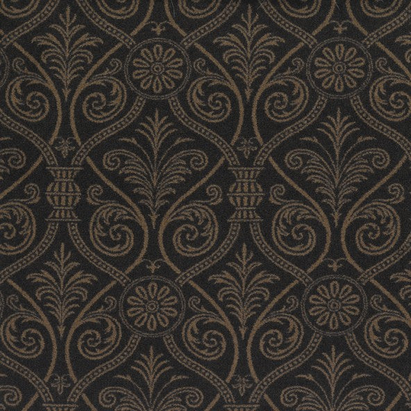 Damascus Home Theater Carpet Brown