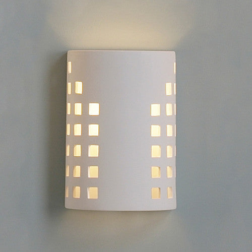 City Lights Home Theater Wall Sconce 9""