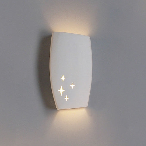 North Star Home Theater Wall Sconce 7""