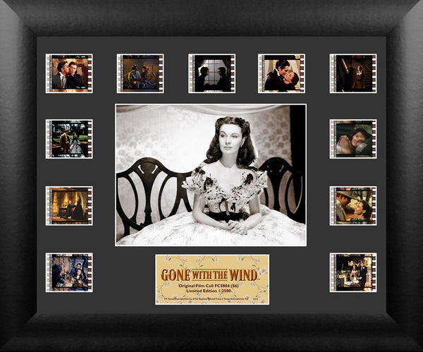 Gone With The Wind Film Cell - Mini Montage S6
