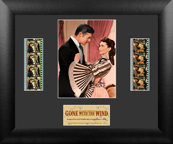 Gone With The Wind Film Cell - Double Filmstrip S8