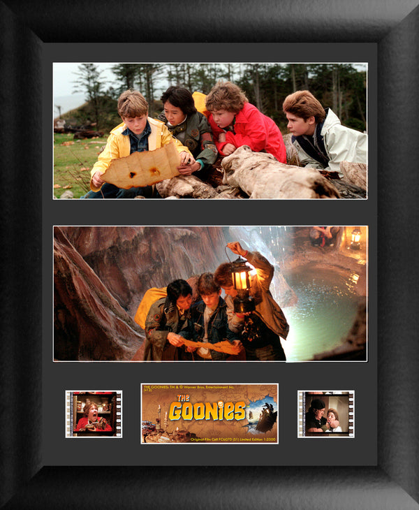 The Goonies Film Cell - Double Filmstrip S1