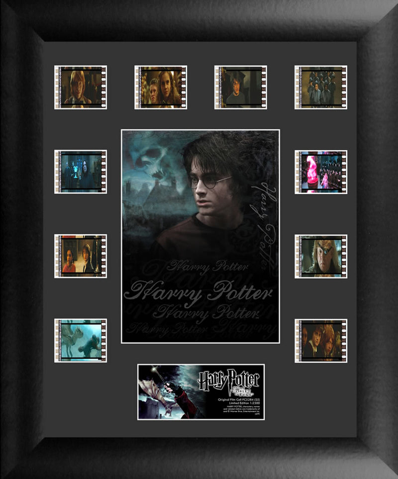 Harry Potter Film Cell - Harry Potter and the Goblet of Fire Mini Montage S5