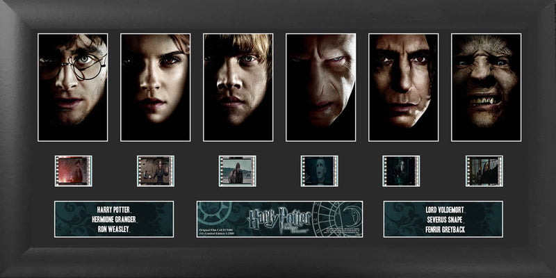 Harry Potter Film Cell - Harry Potter and the Deathly Hallows Part 2 Deluxe S1