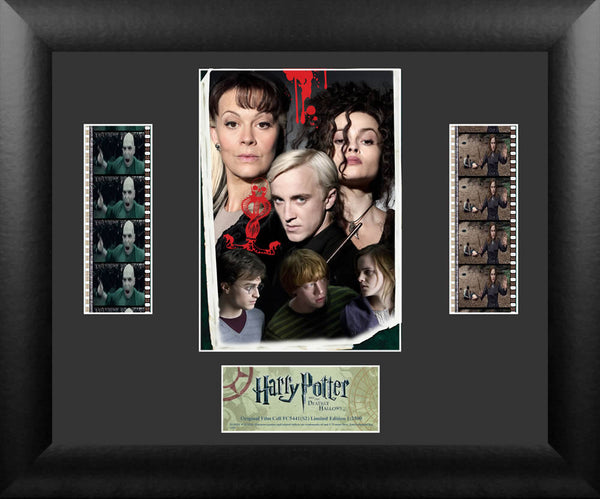 Harry Potter and the Deathly Hallows Part 1 - Double Filmstrip S2