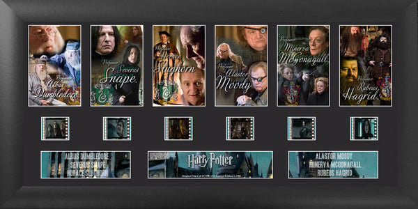 Harry Potter Film Cell Teacher's Deluxe