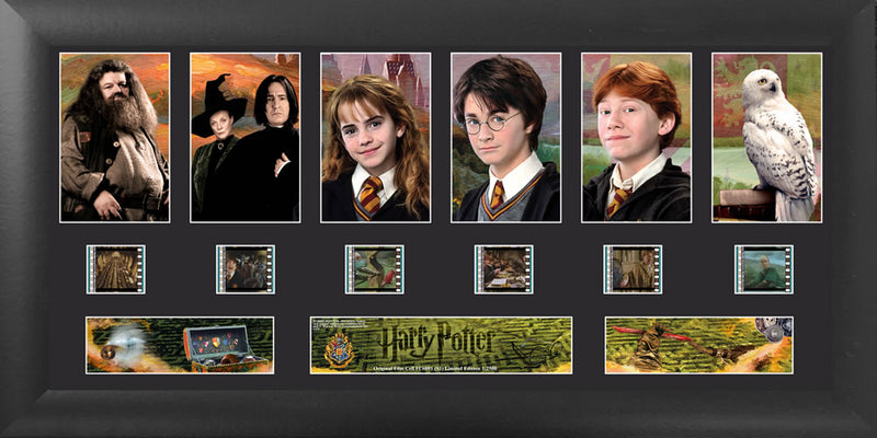 Harry Potter Film Cell - Early Years Deluxe S1