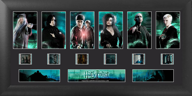 Harry Potter Film Cell - Later Years Deluxe S2