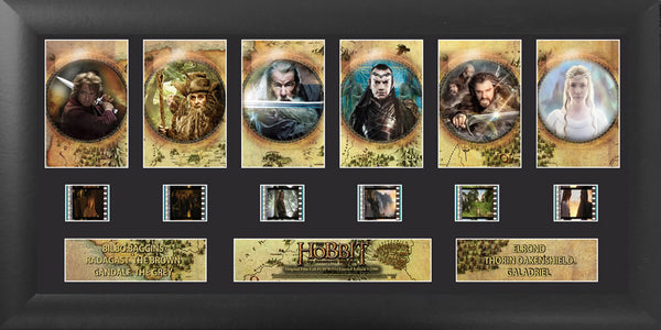 The Hobbit Film Cell - An Unexpected Journey Deluxe S1